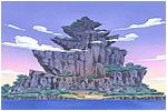 L'île champignon, Champîle