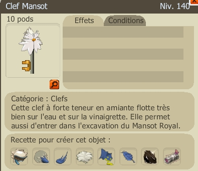 clé mansot royal par Hyokil Elorkain