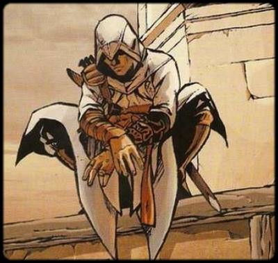 B.D Assassin's Creed  Desmond5-2e3b589